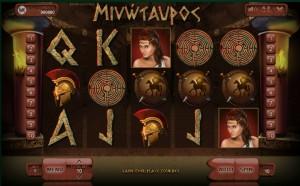 Обзор игрового автомата Minotaurus