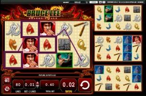 игровой автомат Bruce Lee Dragon's Tale