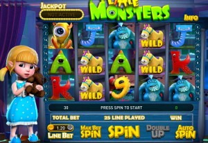 slot Little Monsters