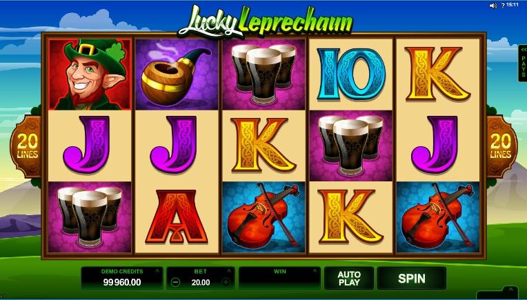 Lucky Leprechoun