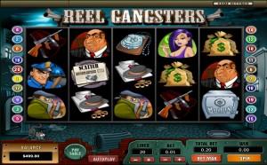 игровой автомат Reel Gangsters