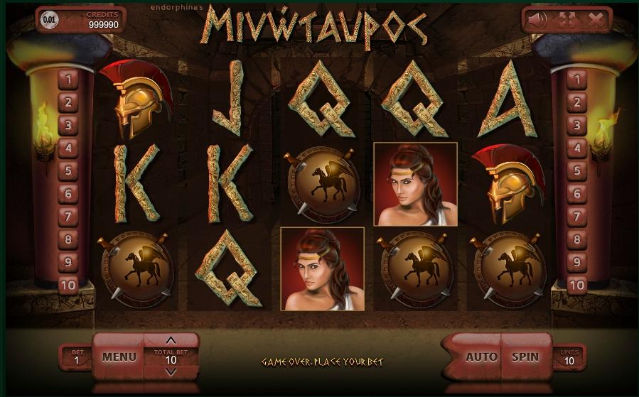 Игровой автомат Minotaurus