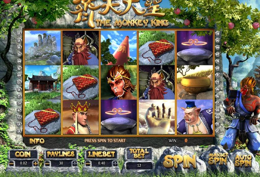 Monkey King от Gameplay Interactive